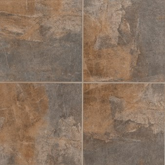 "Mannington Slate Valley: River 13"" x 13"" Porcelain Tile SV3T13"