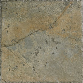 "Mannington Antiquity: Patina 6"" x 6"" Porcelain Tile AQ1T06"