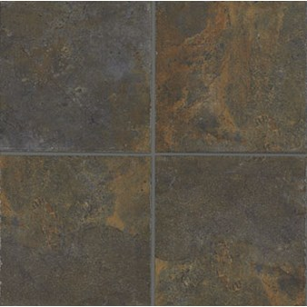 "Mannington Antiquity: Iron Gate 18"" x 18"" Porcelain Tile AQ0T18"