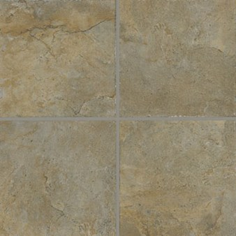 "Mannington Antiquity: Patina 18"" x 18"" Porcelain Tile AQ1T18"
