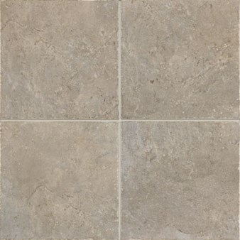 "Mannington Antiquity: Weathered Stone 18"" x 18"" Porcelain Tile AQ3T18"
