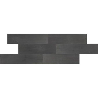 "Daltile Terrace: Ironwood 6"" x 36"" Porcelain Tile P1076361P"