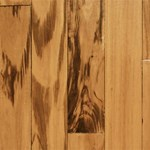 "Indusparquet Engineered Hand-Scraped: Tigerwood without French Bleed 1/2"" x 5"" Engineered Hardwood IPPFHSENGZTN5"