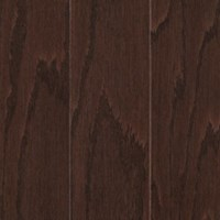 "Mohawk Pastiche: Oak Chocolate 3/8"" x 5 1/4"" Engineered Hardwood WEC53-11"