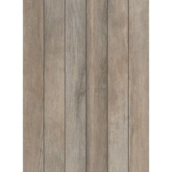 "Mohawk Stage Pointe: Stormy Gray 3"" x 24"" Ceramic Tile 15428"