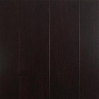"ECOfusion Strandwoven Solid Lock Bamboo: Dark Chocolate 1/2"" x 4 1/2"" Solid Bamboo CSWSD11512"