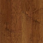 "Armstrong American Scrape: Cajun Spice 3/8"" x 5"" Engineered Hickory Hardwood EAS503"