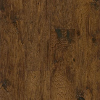 "Armstrong American Scrape: Eagle Nest 3/8"" x 5"" Engineered Hickory Hardwood EAS504"