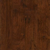 "Armstrong American Scrape: Grand Canyon Sunset 3/8"" x 5"" Engineered Hickory Hardwood EAS505"