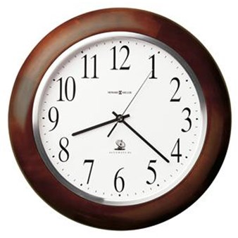 Howard Miller 625-259 Murrow Non-Chiming Wall Clock