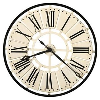 Howard Miller 625-546 Pierre Wall Clock