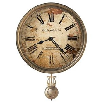 Howard Miller 620-441 J.H. Gould and Co. III Non-Chiming Wall Clock