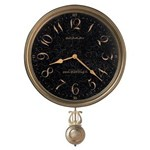 Howard Miller 620-449 Paris Night Non-Chiming Wall Clock