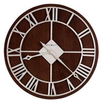 Howard Miller 625-496 Prichard Non-Chiming Wall Clock