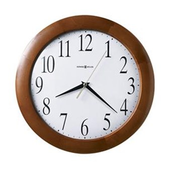 Howard Miller 625-214 Corporate Wall Non-Chiming Wall Clock