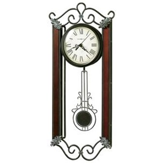 Howard Miller 625-326 Carmen Non-Chiming Wall Clock