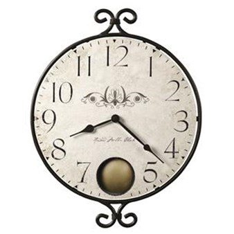 Howard Miller 625-350 Randall Non-Chiming Wall Clock
