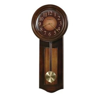 Howard Miller 625-385 Avery Non-Chiming Wall Clock