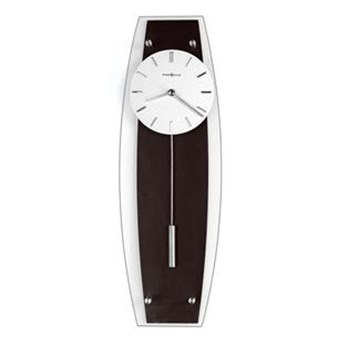 Howard Miller 625-401 Cyrus Non-Chiming Wall Clock
