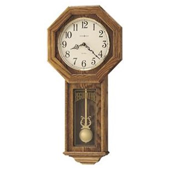 Howard Miller 620-160 Ansley Chiming Wall Clock