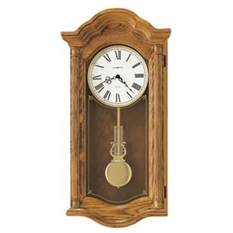 Howard Miller 620-222 Lambourn II Chiming Wall Clock