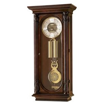 Howard Miller 620-262 Stevenson Chiming Wall Clock