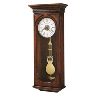 Howard Miller 620-433 Earnest Chiming Wall Clock