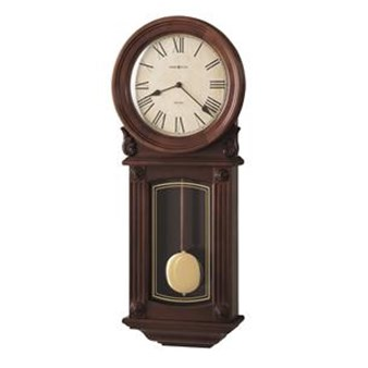 Howard Miller 625-290 Isabel Chiming Wall Clock