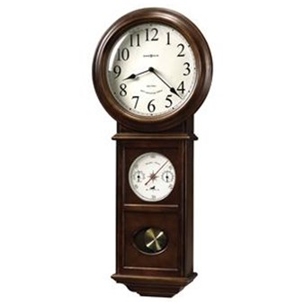 Howard Miller 625-399 Crowley Chiming Wall Clock