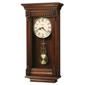 Howard Miller 625-474 Lewisburg Chiming Wall Clock