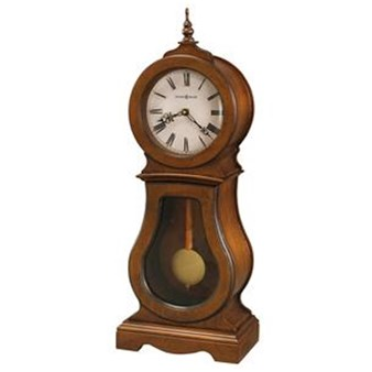 Howard Miller 635-162 Cleo Mantel Sofa Table Clock