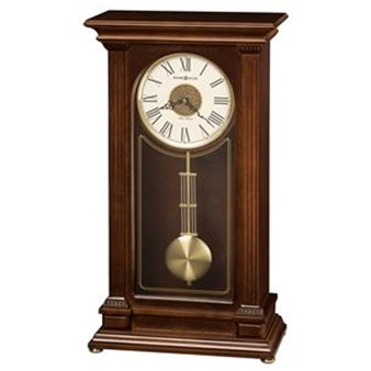 Howard Miller 635-169 Stafford Mantel Sofa Table Clock
