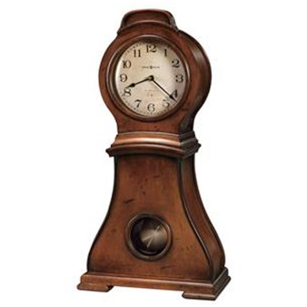Howard Miller 635-157 Mallory Mantel Sofa Table Clock