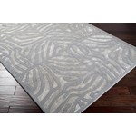 "Surya Candice Olson Modern Classics Silvered Gray (CAN-1935) Square 1'6"" x 1'6"""