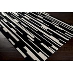 "Surya Candice Olson Modern Classics Jet Black (CAN-1998) Rectangle 9'0"" x 13'0"""