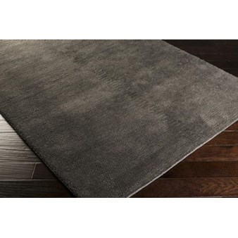 "Surya Cambria Charcoal Gray (CBR-8711) Square 0'6"" x 0'6"""