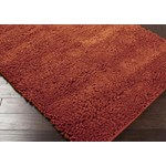 "Surya Cirrus Brick Red (CIRRUS-5) Square 1'6"" x 1'6"""