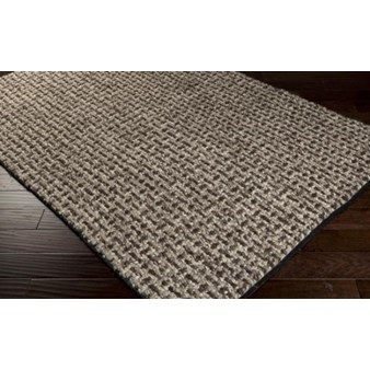 "Surya Cascade Espresso (CSD-102) Rectangle 3'3"" x 5'3"""