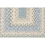 "Surya Country Living Cottage Braids Tarragon (CTG-4507) Rectangle 2'0"" x 3'0"""