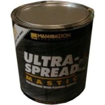 Mannington Ultra-Spread EZ Mastic Adhesive - 4 Gallon Bucket