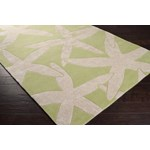 "Surya Somerset Bay Escape Green Tea (ESP-3018) Rectangle 3'3"" x 5'3"""