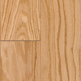 "Mannington American Oak: Natural 3/8"" x 3"" Engineered Hardwood AMN03NAL1"