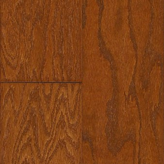 "Mannington Madison Oak Plank:  Gunstock 3/8"" x 5"" Engineered Hardwood MOP05HTL1"