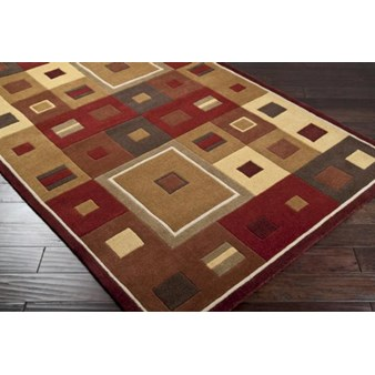 "Surya Forum Caramel (FM-7014) Rectangle 4'0"" x 6'0"""