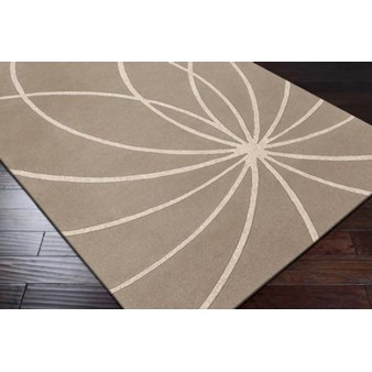 "Surya Forum Safari Tan (FM-7185) Rectangle 10'0"" x 14'0"""