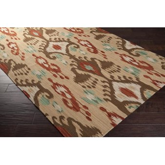 "Surya Frontier Desert Sand (FT-113) Square 0'6"" x 0'6"""