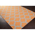 "Surya Frontier Papaya (FT-119) Square 0'6"" x 0'6"""
