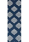 Surya Frontier Mediterranean Blue (FT-366) Rectangle 2'6