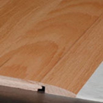 "Robbins Hardwood Flooring from Armstrong Regent Sapele Plank: Reducer Natural - 78"" Long"