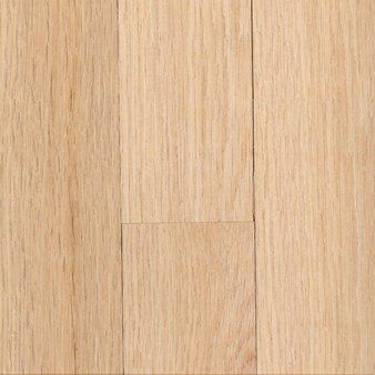 "Unfinished Red Oak #1 Common 3/4"" x 2 1/4"" Solid Hardwood"